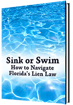 sink or swim construction lien ebook